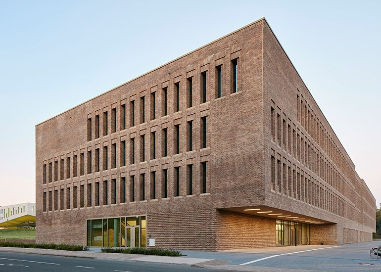 Neubau Bibliothek, UNI Osnabrück