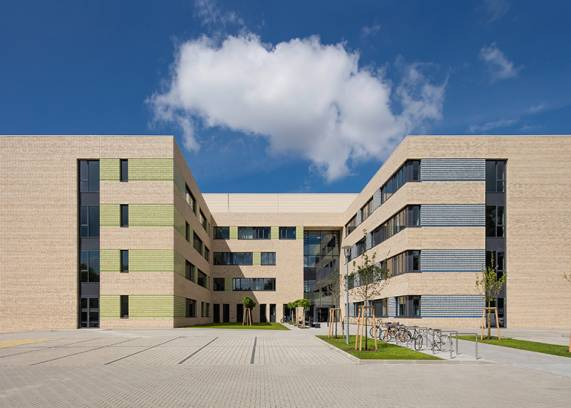 Forschungsgebäude, Göttingen
