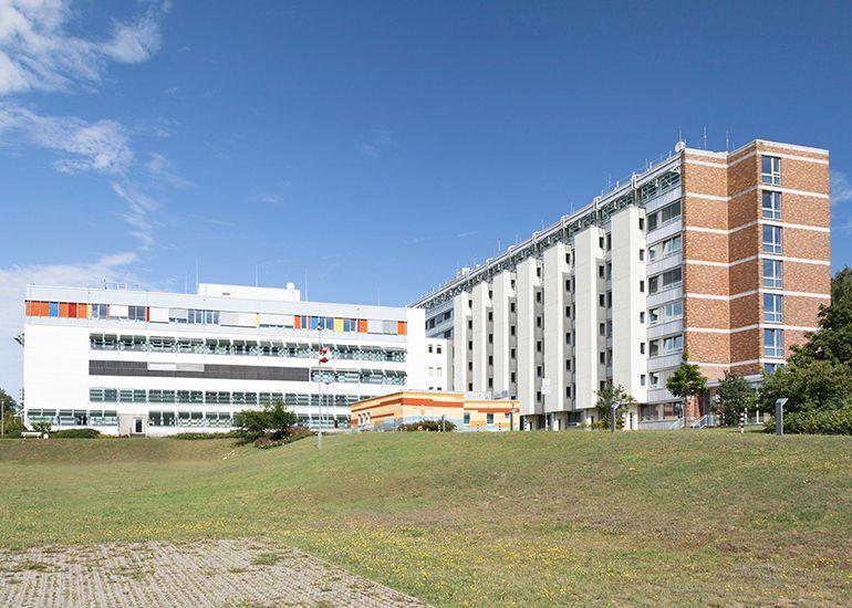 Aufstockung einer Intensivabteilung im Klinikum Rostock