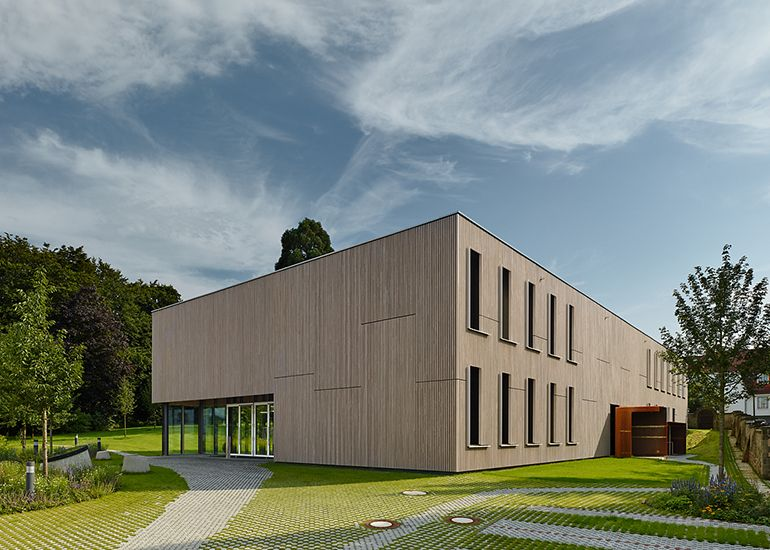 Neubau Verwaltungsgebäude, DBU, Osnabrück
